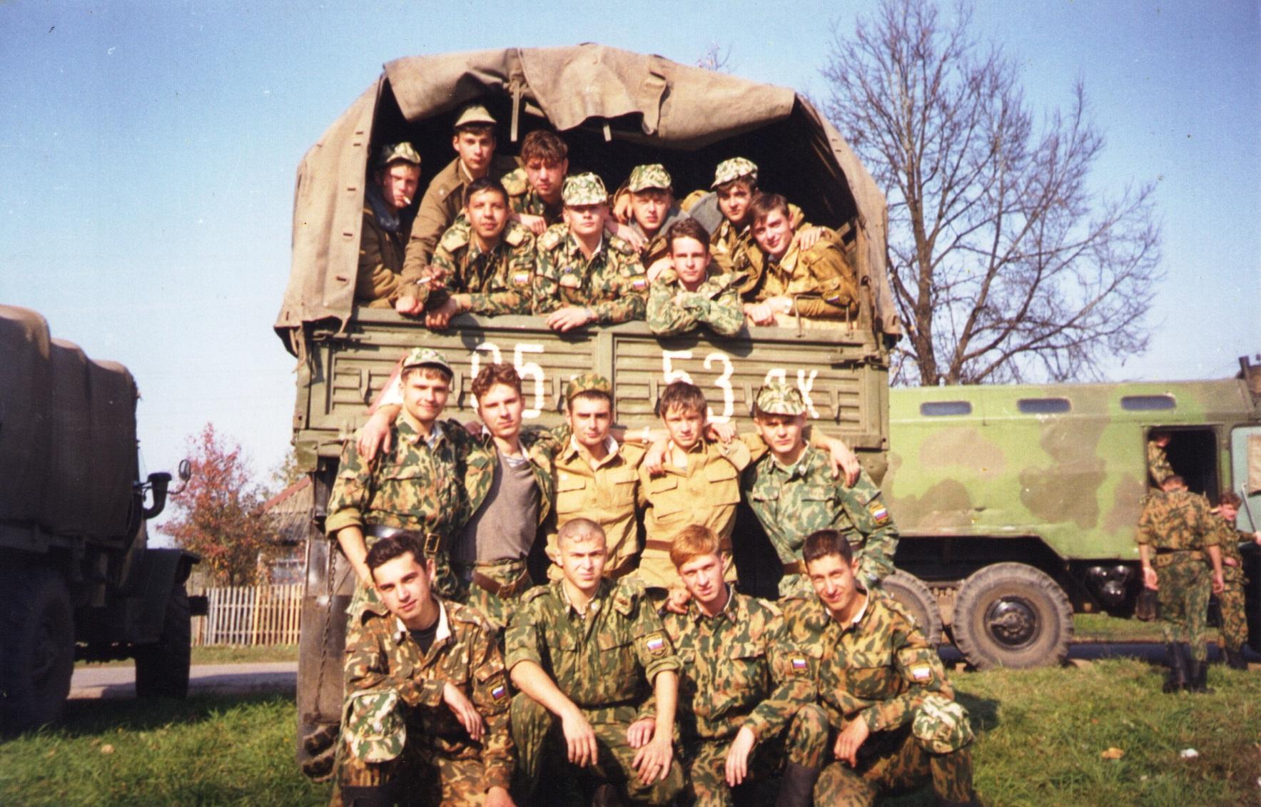4 октября 1999 года. Отъезд из Панского